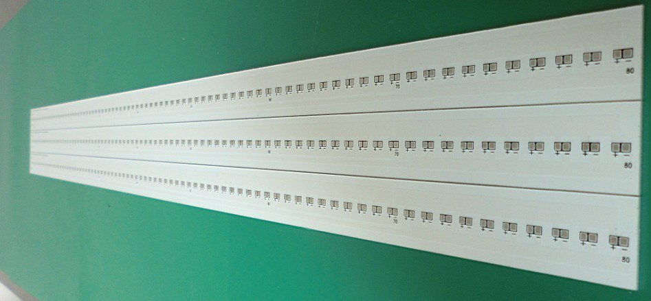Long Aluminum PCB for LED lighting