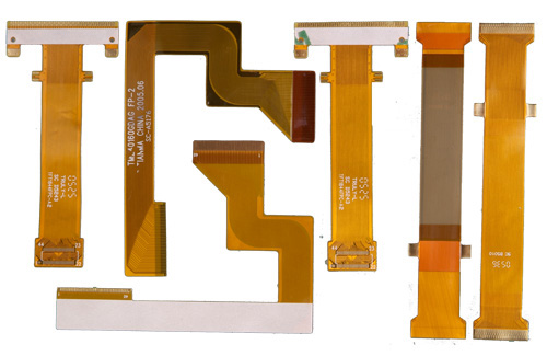 single layers Flexbible PCB